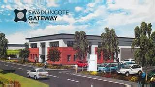 Primary Photo of Swadlincote Gateway, William Nadin Way, Tetron Point, Swadlincote, Derbyshire - Swadlincote, De11 0bb