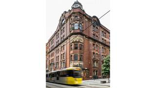 Primary Photo of We Work at, The Hanover Building, Corporation Street, Manchester, M60 4EP
