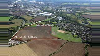 Primary Photo of Strategic Employment Land Site, Shireoaks Common/Gateford, Worksop, Nottinghamshire, S81 8AE