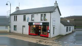 Primary Photo of Terbox Restaurant and 4 Bedroom House, Main Street, Newtonmore, PH20 1DA