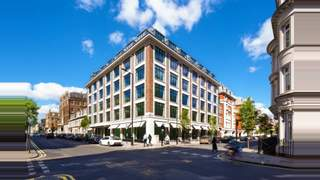 Primary Photo of The Harley Building, 77 New Cavendish Street, London