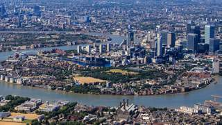 Primary Photo of Thames Cir, Isle of Dogs, London E14
