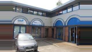 Primary Photo of Westmarch Business Centre, River Way, Andover, Hampshire SP10 1NS