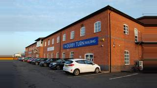 Primary Photo of The Derby Turn Building, Derby Road, Burton Upon Trent, Staffordshire - Burton Upon Trent, De14 1rs