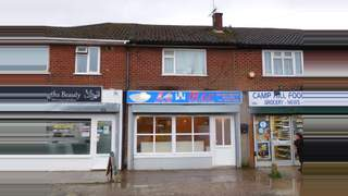 Primary Photo of 199 Camp Hill Road, Nuneaton CV10 0JR