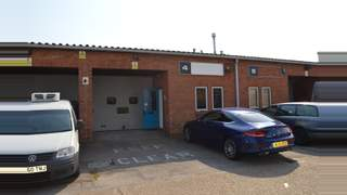 Primary Photo of Unit 4, Wheatear Industrial Estate, Perry Road, Witham, Essex