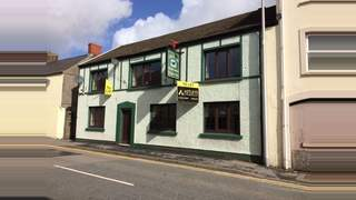 Primary Photo of Black Horse, 26 Water Street, Carmarthen, Carmarthenshire