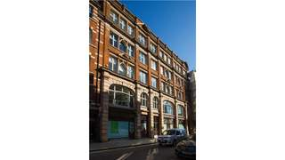 Primary Photo of 4th floor south 40-44 Newman Street, Fitzrovia London, W1T 1QD