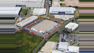 Primary Photo of Knowsley Industrial Park, 3 Hornhouse Lane, Liverpool L33 7YQ