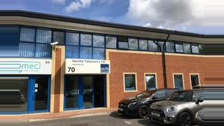 Primary Photo of Unit 70 Shrivenham Hundred Business Park, Major's Road, Watchfield, SN6 8TZ