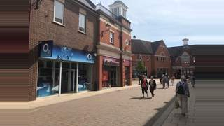 Primary Photo of 100% Prime, Unit 25, Vicar Lane Shopping Centre, Chesterfield