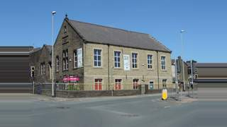 Primary Photo of Former Langroyd Methodist Church, Langroyd Road/North Valley Road, Colne, BB8 9LB