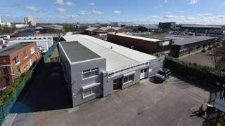 Primary Photo of Unit 1-2 Victoria Business Park, Woodend Industrial Estate, Woodend Ave, Speke, Liverpool L24 9NB