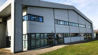 Primary Photo of Suite 2 Magnet Business Park High Hazels Road Barlborough Links Chesterfield S43 4UZ