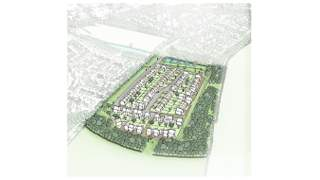 Primary Photo of A 75 Dwelling Residential Development Site At Pershore
