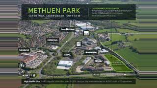 Primary Photo of Methuen Park, CHIPPENHAM SN14 0UL