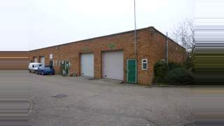 Primary Photo of Units at Sandy Business Park 1 Tyne Road Sandy, SG19 1SA