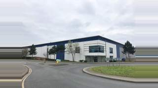 Primary Photo of Dawson Media Direct, Axis Park, Unit B, Hurricane Way, Slough