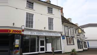 Primary Photo of 12 Market Place, Faringdon, Commercial