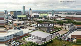 Primary Photo of Central 23, Carruthers Street, Liverpool, L3 6BY
