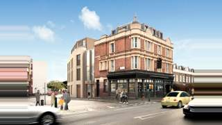 Primary Photo of 617 King's Road, London SW6, 617 King's Road, London, SW6 2ES