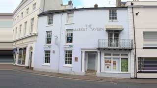 Primary Photo of The Market Tavern 26 Agincourt Square, Monmouth, NP25 3BT