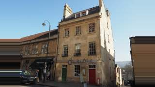 Primary Photo of The Oldie, 90 Walcot St, Bath BA1 5BG