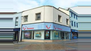 Primary Photo of 124 High Street, Merthyr Tydfil CF47 8BL