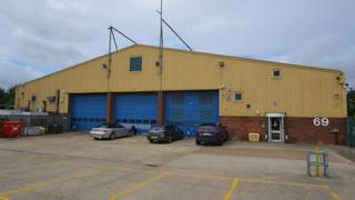 Primary Photo of Unit 69, Silverwing Industrial Estate, Imperial Way, Croydon, Surrey, CR0 4RR