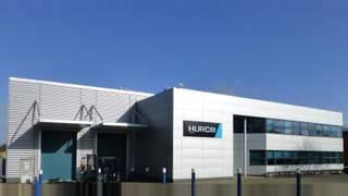 Primary Photo of The Hurco Building, Halifax Road, Cressex Business Park, High Wycombe, Bucks, HP12 3SN