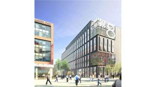 Primary Photo of Number 8 First Street First Street, Manchester Greater Manchester, M15 4GU