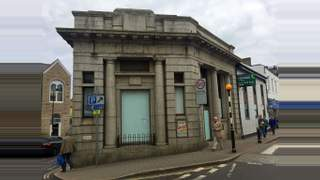 Primary Photo of Former HSBC, 45 Commercial Street, Camborne, Cornwall, TR14 8AX