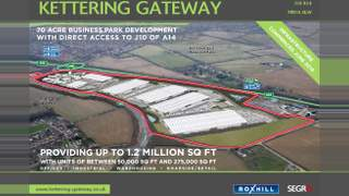 Primary Photo of Kettering Gateway, Junction 10 A14, Kettering, Northants, NN15 5LW