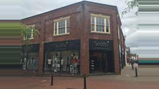 Primary Photo of Unit 34, Castle Walk, Newcastle Under Lyme, ST5 1AN