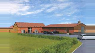 Primary Photo of Proposed Office Development, Leasowes Business Park, Cound, Shrewsbury