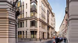 Primary Photo of 21 Lombard St, London EC3V 9AH