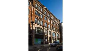 Primary Photo of Part 4th floor north 40-44 Newman Street, Fitzrovia London Greater London, W1T 1QD