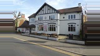 Primary Photo of The Roebuck, 54 Stafford Road, Cannock WS11 4AG