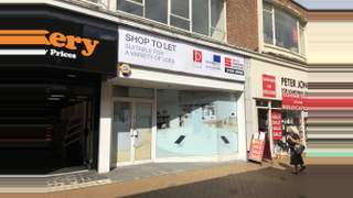 Primary Photo of 19A Market St, Barnsley S70 1SL