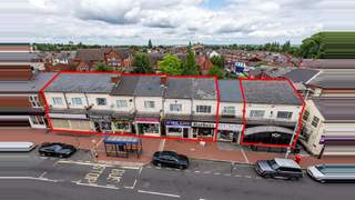 Primary Photo of 105-111 & 113-114 Three Shires Oak Road, Smethwick Birmingham West Midlands, B67 5BT