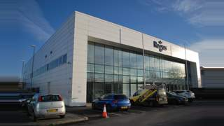 Primary Photo of International House, Southampton International Business Park, George Curl Way, Southampton, SO18 2RZ