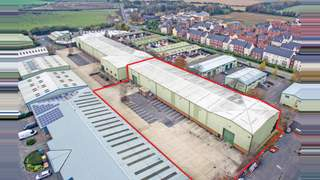 Primary Photo of Unit 1C Castlegate Business Park Salisbury Wiltshire SP4 6QX