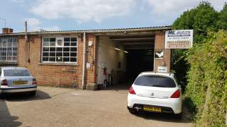 Primary Photo of Unit 1 Beechnut Industrial Estate, 8 Boulters Road, Aldershot, Hampshire GU11 1TL