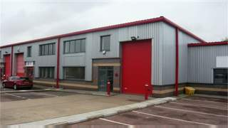 Primary Photo of 645 River Gardens Business Centre, Spur Road, North Feltham Trading Estate, Feltham, Middlesex, TW14 0SN