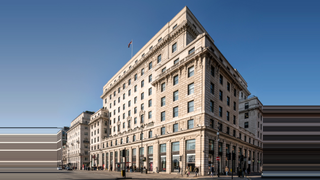 Primary Photo of Devonshire House, 1 Mayfair Place, W1A 8AJ