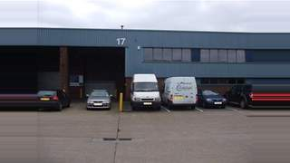 Primary Photo of Unit 9, Britannia Industrial Estate, Poyle Road, Colnbrook, Slough, SL3 0BH