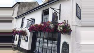 Primary Photo of The Navy Inn, Queen Street, Penzance, Cornwall