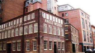Primary Photo of Anglo Works, 34 Trippet Lane, Sheffield S1 4EL