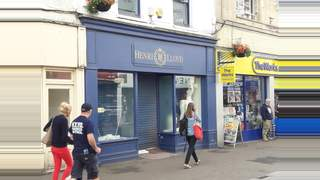 Primary Photo of 25 Market Street, Falmouth, Cornwall, TR11 3AS