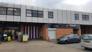 Primary Photo of 3 Fairfax Industrial Estate, Eastern Road, Aldershot, Hampshire GU12 4TB